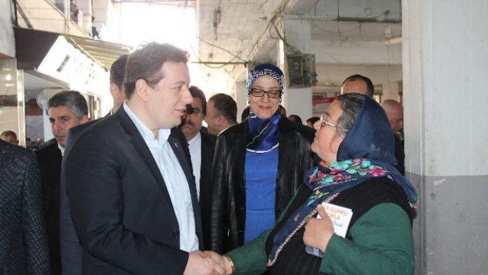 AK Parti Denizli İl Başkanı Filiz'den Kadınlar Günü Mesajı