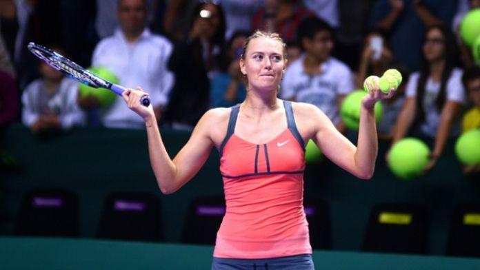 Sharapova'yla ilgili şok iddia !