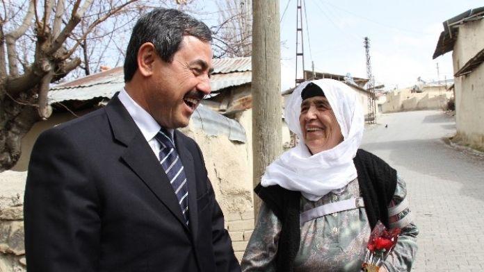 Darende Belediye Başkanı Dr. Süleyman Eser: