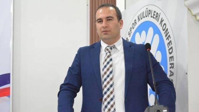 Ağrı Askf'den Amatör Lig Şampiyonu Patnos Gücü Spor'a Tebrik