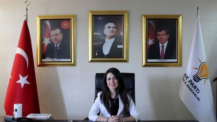AK Partili Kumbaracı'dan Kadınlar Günü Mesajı
