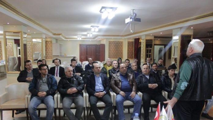 Safranbolu TSO'dan Aile İçi Kurumsallaşma Eğitimi
