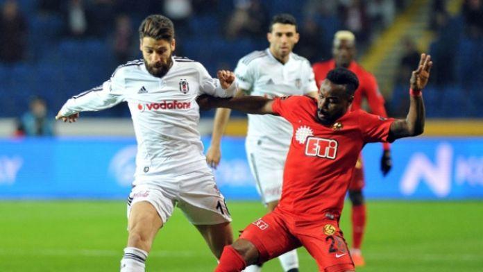 Beşiktaş'tan kritik 3 puan