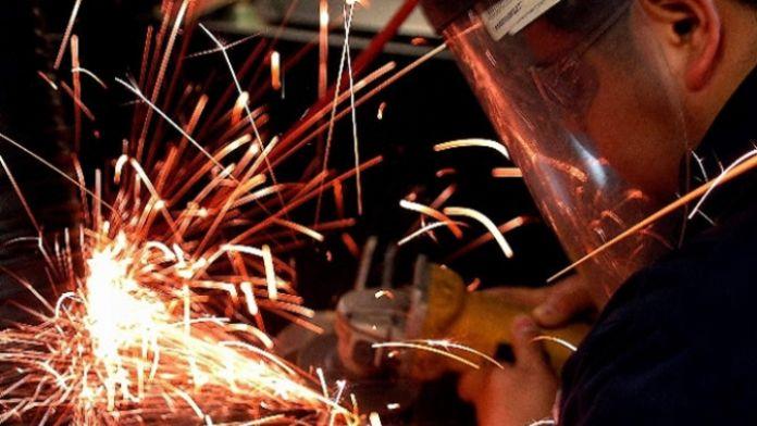 Sanayi üretim endeksi Ocak'ta arttı