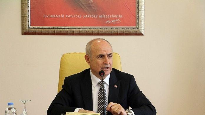 Başkan Akgün: '3 Belediye Başkan Yardımcısı Kadın Olan TEK Belediyeyiz'
