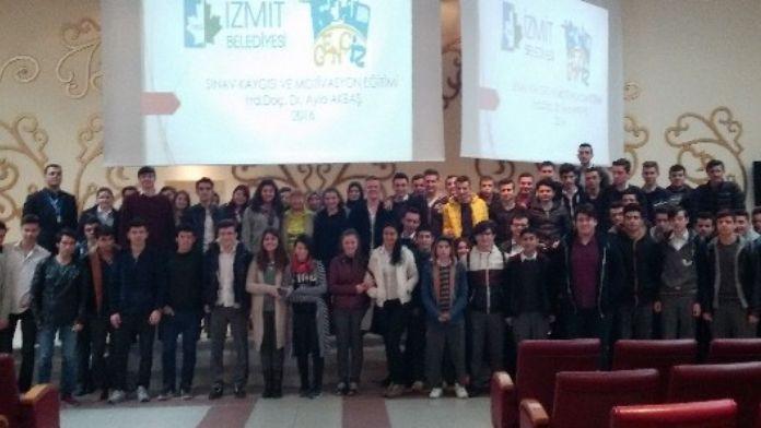 4200 Öğrenciye Sınav Kaygısı Eğitimi