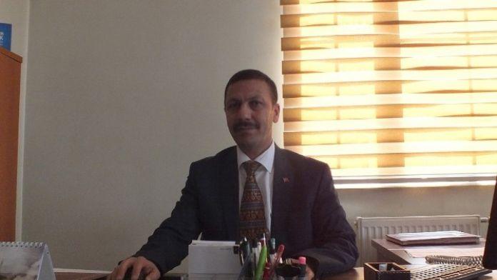 Diyanet-sen Erzurum Şube Başkanı Murat Başar, 8 Mart Kadınlar Gününü Kutladı