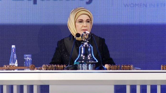 Emine Erdoğan: İfadem çarpıtıldı
