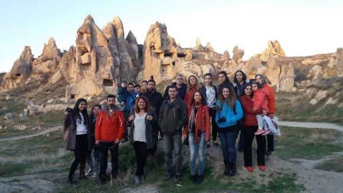 Mafsad Ekibi, Kapadokya'yı Fotoğrafladı