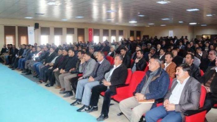 Erciş'te 'Trafik Adabı' Semineri