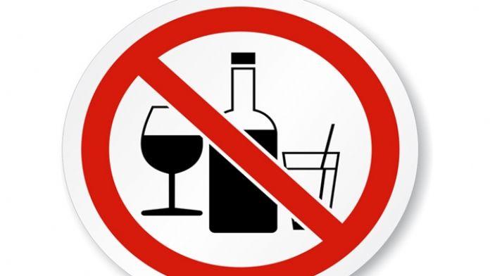 İspanya'da alkol yasağı