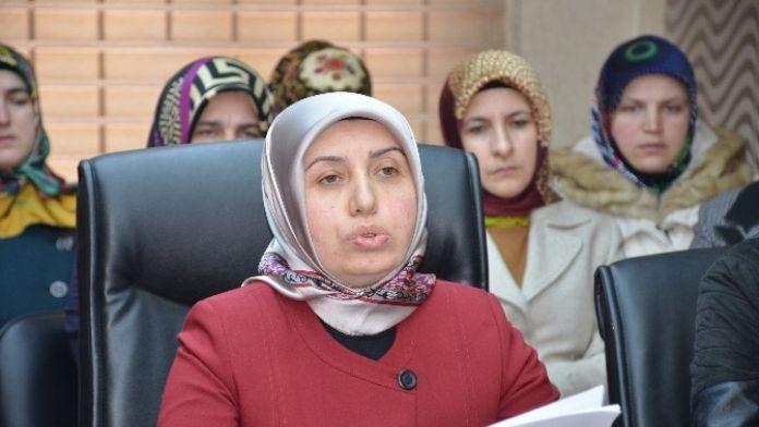 AK Parti Bilecik Kadın Kolları Başkanı Namal'ın '8 Mart Dünya Kadınlar Günü' Mesajı