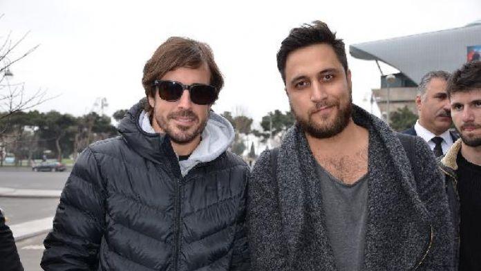 Fernando Alonso'dan Arda Turan'a övgü