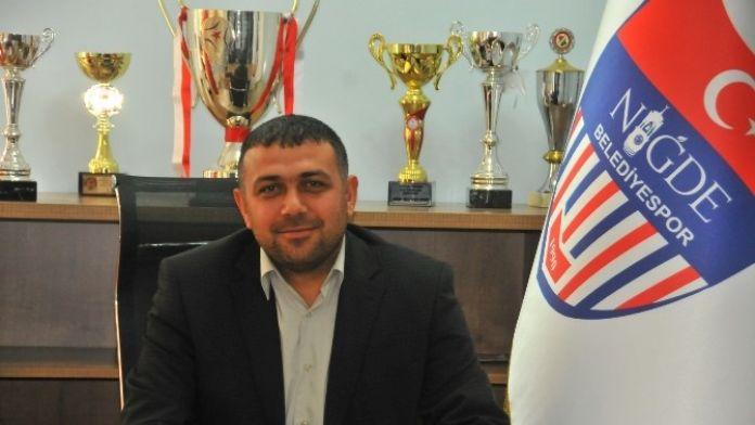 Niğde Belediyespor Kulüp Başkanı Taraftarı Eleştirdi