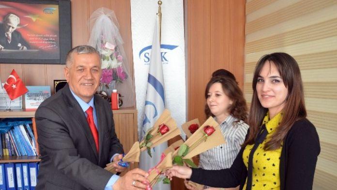 Sarıkamış'ta 8 Mart Dünya Kadınlar Günü