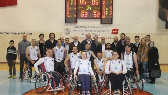 YOSK, Euroleague 2 Cup İçin Fransa'ya Gidiyor