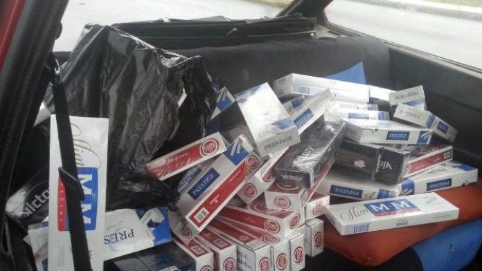 Kaçak Sigara Tacirlerine Silivri'de Geçit Yok