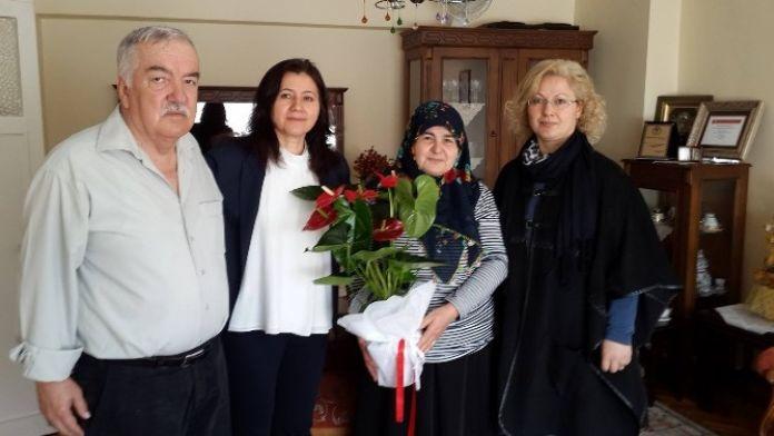 Eskişehir Eğitim Birsen'den Şehit Ailesine Ziyaret