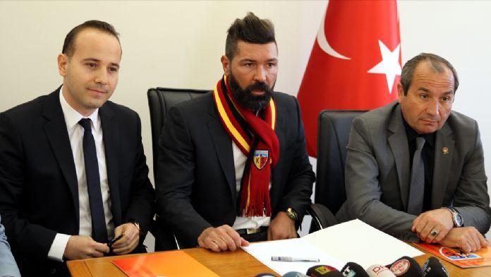 Kayserispor'da Hakan Kutlu dönemi resmen başladı