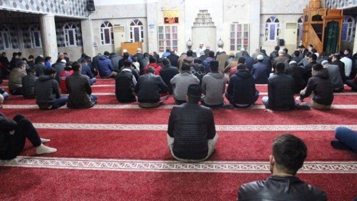 Siirt'te Gençler Sabah Namazında Buluştu