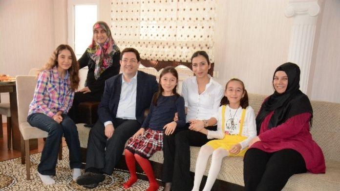 Başkan Yazgı'dan Sürpriz Ziyaret
