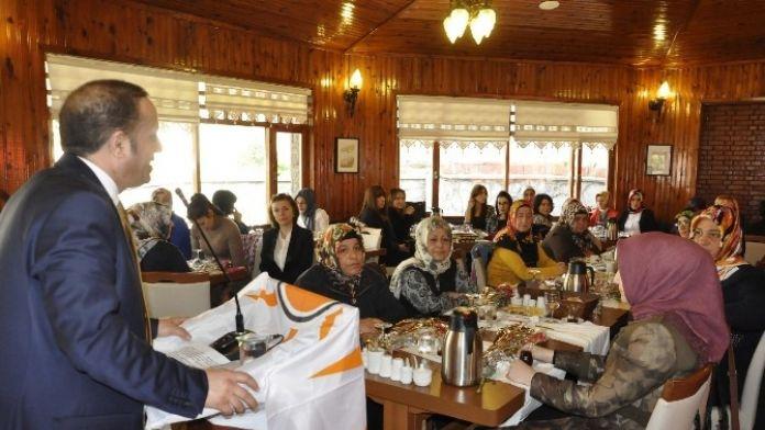 Başkan Toltar: 'Kadınlarımız Toplumumuzun Temel Taşlarıdır'