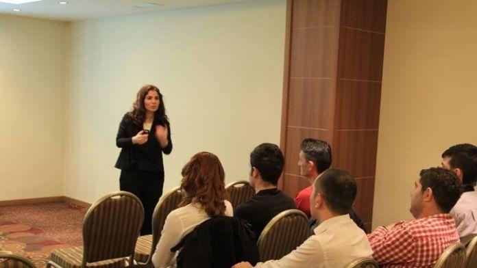 İş Başı Eğitim Kursları Suhan Kapadokya Otel'de Başladı