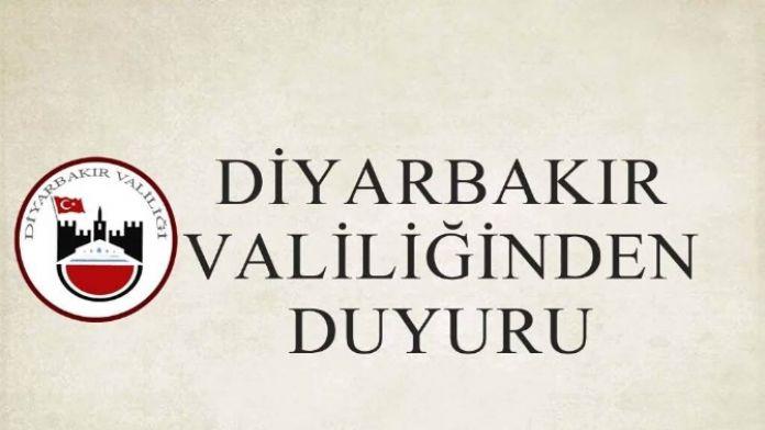 Diyarbakır Valiliğinden 'çıplak fotoğraf' açıklaması