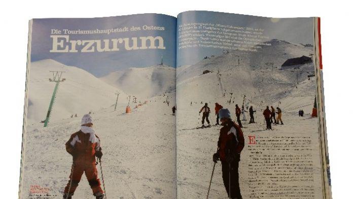 Erzurum Tempo Travel'de