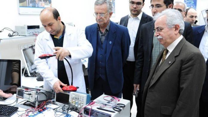 Tebriz Üniversitesi Heyeti ETÜ'yü Ziyaret Etti