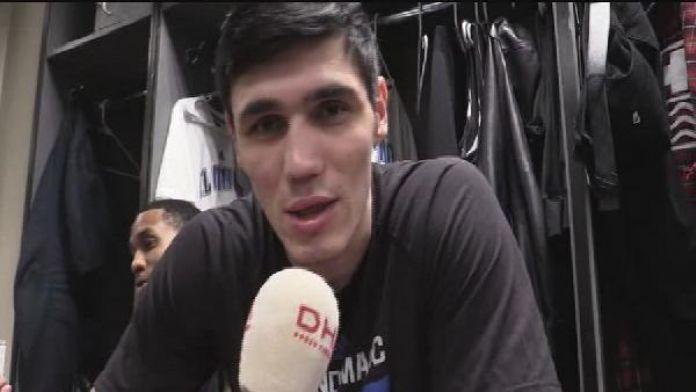 NBA'de forma giyen milli basketbolcu, Ersan İlyasova DHA'na özel açıklamalarda bulundu