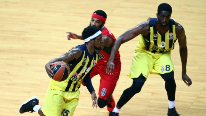 Fenerbahçe Lokomotiv Kuban deplasmanında