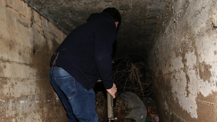 PKK tünelinde bulunanlar şok etti!