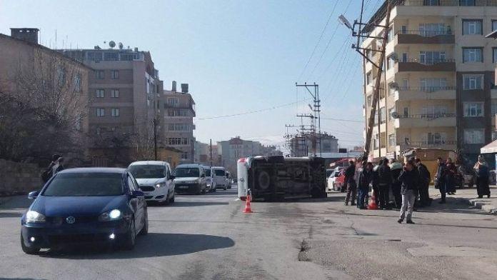 Van'da 2 Ayrı Trafik Kazası; 7 Yaralı