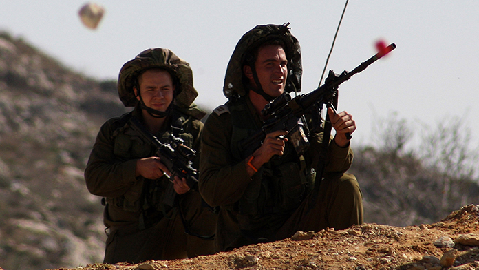 İsrail-Gazze sınırında şüpheli ölüm