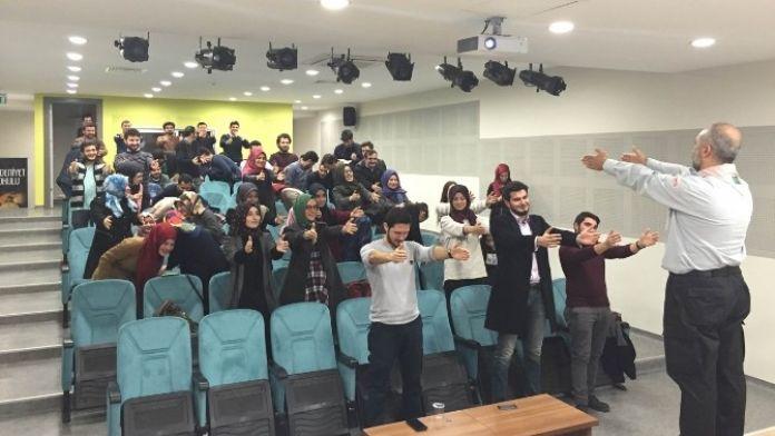 İzci Liderleri Gençlik Kamplarına Hazır