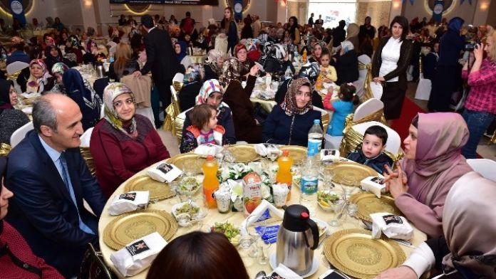 Başkan Okay: 'Kadın Toplumun Temel Taşıdır'