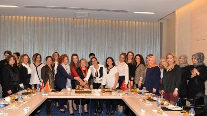 Kevser Çakacak Sanayici İş Kadınları İle Buluştu