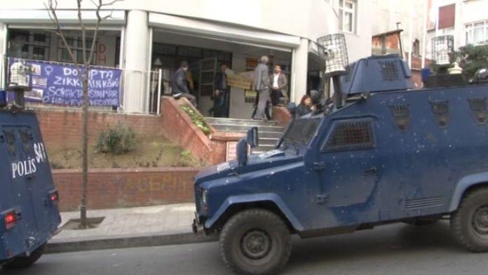 İstanbul'da aynı PTT şubesi yine soyuldu
