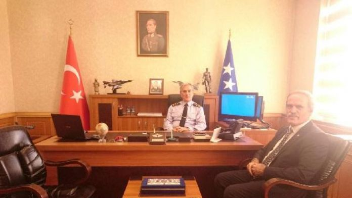Bursa Büyükşehir Belediye Başkanı Altepe, Genelkurmay Karargahı'nda