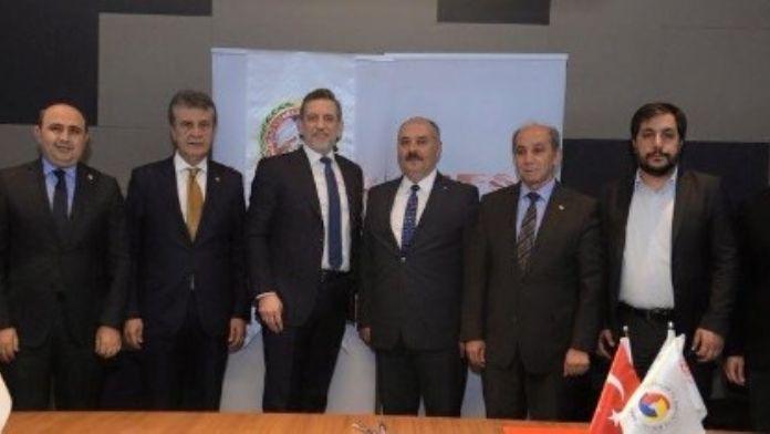 Emirdağ - Bursa Ticaret Ve Sanayi Odası Arasında İşbirliği Protokolü İmzalandı