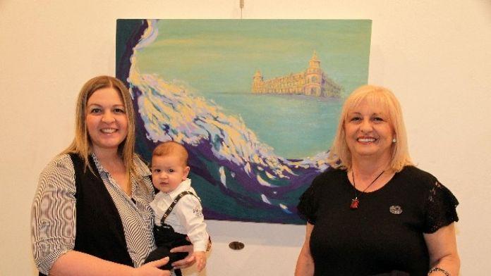 Çankaya Belediyesi Kadın Sanatçıları Başkentlilerle Buluşturmaya Devam Ediyor