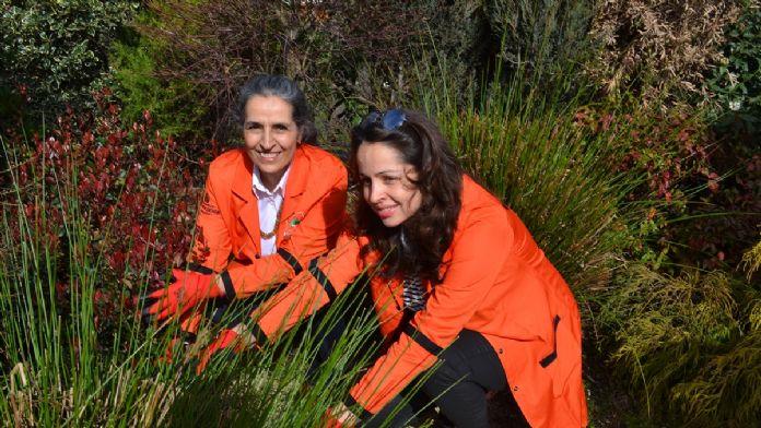 Ücretsiz bahçıvanlık kursları başladı
