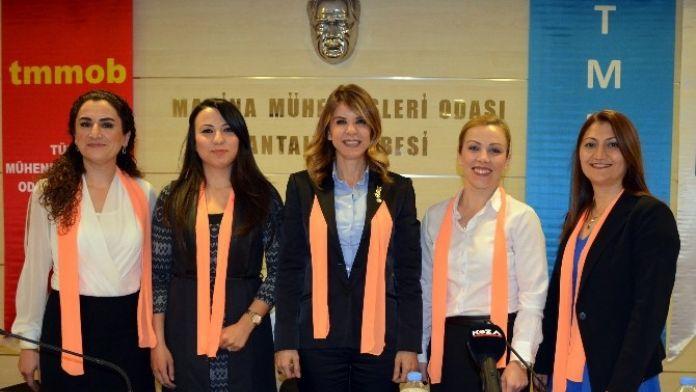 Mmo Başkanı Ayşen Hamamcıoğlu'dan 'Erkek' Çıkışı