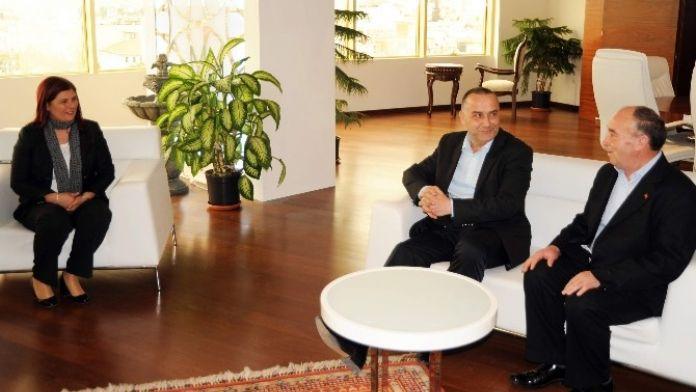 Başkan Çerçioğlu, Sivil Toplum Örgütü Temsilcilerini Ağırladı
