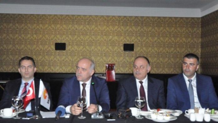 İnci Grup Yönetim Kurulu Başkanı Halit İnci Fildişi Sahillerine Yaptıkları Yatırımlardan Bahsetti