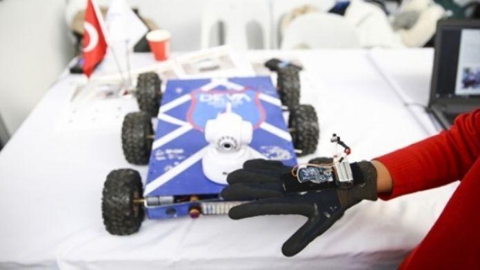 ODTÜ Robot Günlerinde Deva Okullarından Büyük Başarı