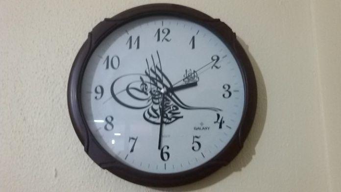 Saatler 27 Mart'ta 1 Saat İleri Alınacak