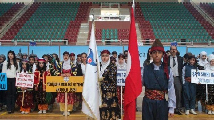 Diyarbakır Okullararası Halk Oyunları Müsabakaları Başladı