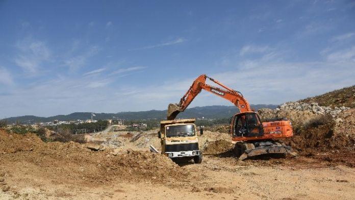 Alanya'da Yeni Yollar Açılıyor